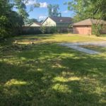 image of empty lot for sale